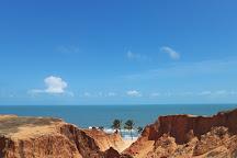 Praia de Morro Branco, Beberibe, Brazil