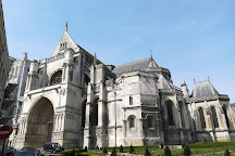 Saint-Omer Cathedrale, Saint-Omer, France