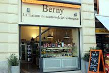 Maison Berny - La maison du Saumon et de l'Esturgeon, Avignon, France