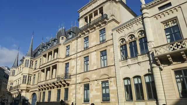 Grand Ducal Palace
