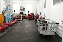 ferrowhite museum / workshop, Bahia Blanca, Argentina
