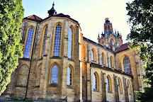 Kladruby Monastery, Kladruby, Czech Republic