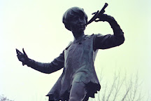 Peter Pan Statue, London, United Kingdom