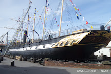 Brunel's SS Great Britain, Bristol, United Kingdom