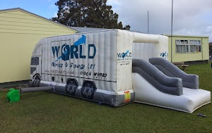 World Moving & Storage Ltd