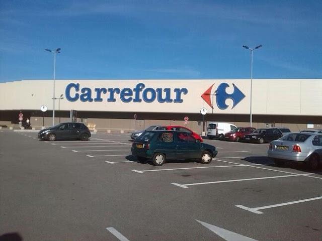 Station Service Carrefour - Quimper