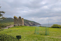 Minard Castle, Dingle, Ireland