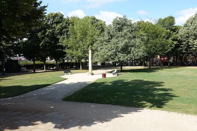 Jardin de la Menagerie