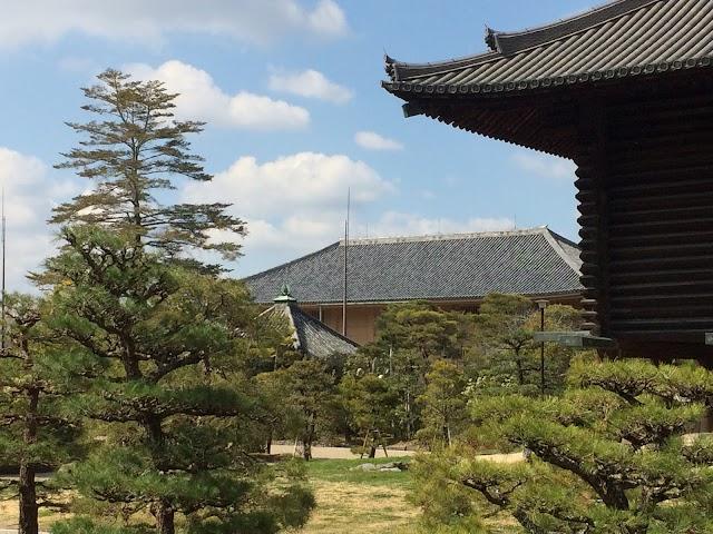 Todaiji Temple Shosoin Temple treasure house