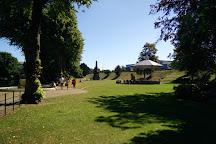 Dane John Gardens, Canterbury, United Kingdom