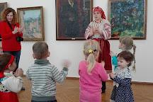 Tula Museum of Fine Arts, Tula, Russia