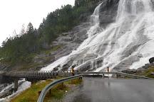 Furebergsfossen, Odda, Norway
