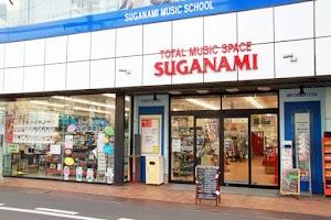 スガナミ楽器 福山本店