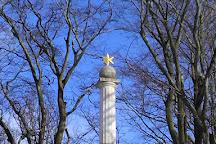 Column Otto I, Karlovy Vary, Czech Republic