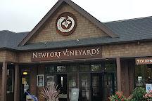 Newport Vineyards, Middletown, United States