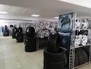 Таганка - шины, диски и аккумуляторы, улица 50 лет СССР на фото Уфы