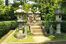 Keihin Fushimi Inari Shrine, Kawasaki, Japan