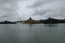 Kandawgyi Park, Yangon (Rangoon), Myanmar