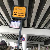 Автобусная станция   Izmir Adnan Menderes Airport