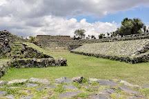 Cantona Archaeological Ruins, Puebla, Mexico