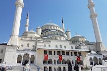 Kocatepe Mosque (Kocatepe Camii), Ankara, Turkey