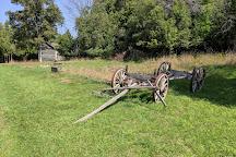 Fayette Historic State Park, Garden, United States