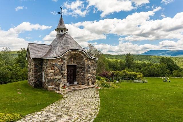 Chapelle Ste Agnes Vineyard