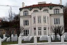 Villa Kovarovic, Prague, Czech Republic