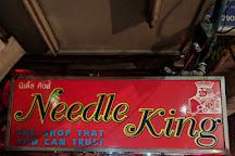 Needle King, Bangkok, Thailand