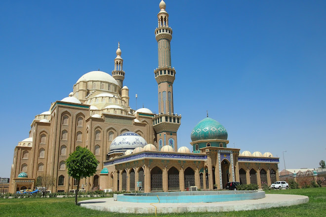 Jalil Khayat and his Children's Mosque, Erbil, Iraq