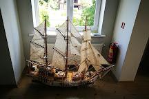 Roja Marine Fisheries Museum, Roja, Latvia