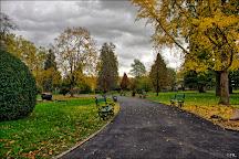 Le Jardin Anglais, Vesoul, France