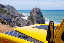 Yellow Cab TT Tours, Lisbon, Portugal