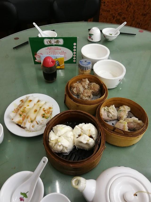 香港蓮香花餅家