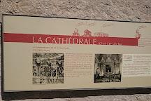 Nîmes Cathedral, Nimes, France