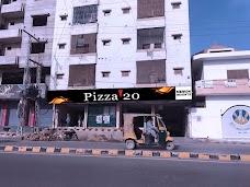Pizza 20 Qasimabad hyderabad