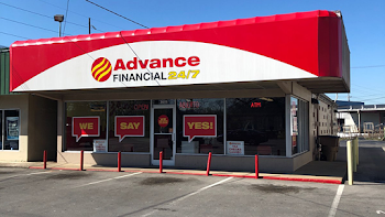 Advance Financial Payday Loans Picture