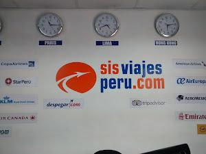 Sistemas de Viajes PERU 1