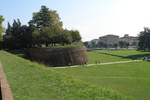 Le mura di Lucca, Lucca, Italy