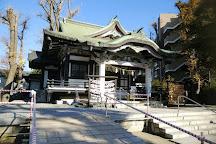 Kameari Katori Shrine, Katsushika, Japan