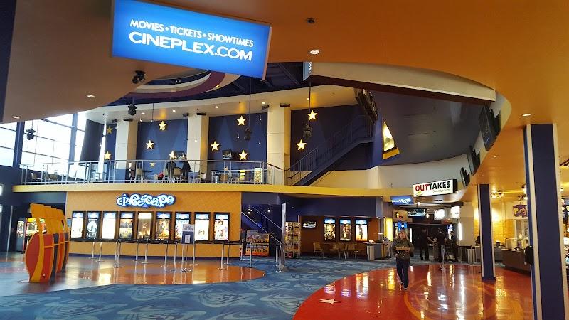 Escape Room Saturday movie showtimes at CINEPLEX ODEON AURORA
