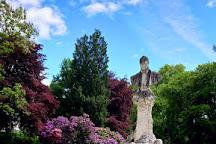 Jardins des Prebendes d'Oe, Tours, France