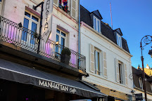 Manhattan Cafe, Deauville City, France