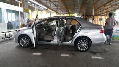 drive through car wash