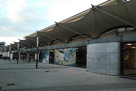 Железнодорожная станция  Gare de Poitiers