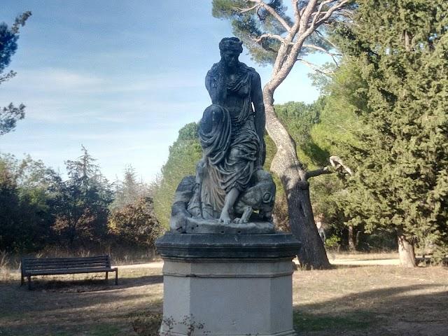 Parc du Château de Grammont