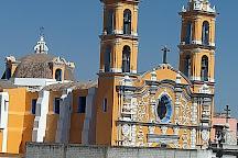 Templo de San Francisco, Puebla, Mexico