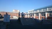 Дворец Спорта НГТУ, улица Блюхера на фото Новосибирска