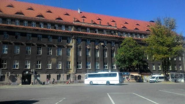 Tymczasowy Dworzec Autobusowy
