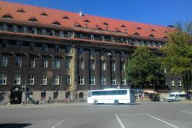 Автобусная станция   Wrocław